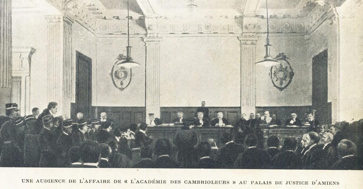 Palacio Justicia de Amiens