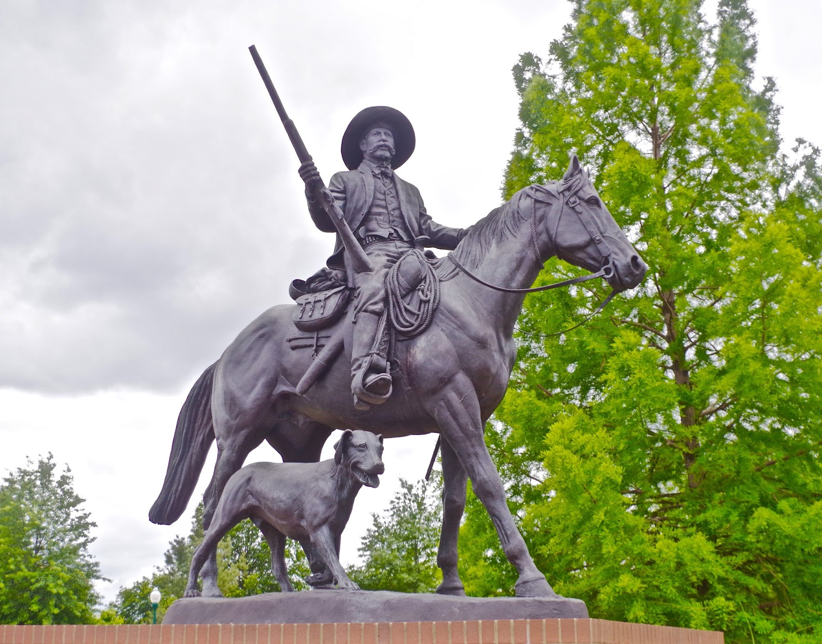 US Deputy Marshal Bass Reeves - Fort Smith AR