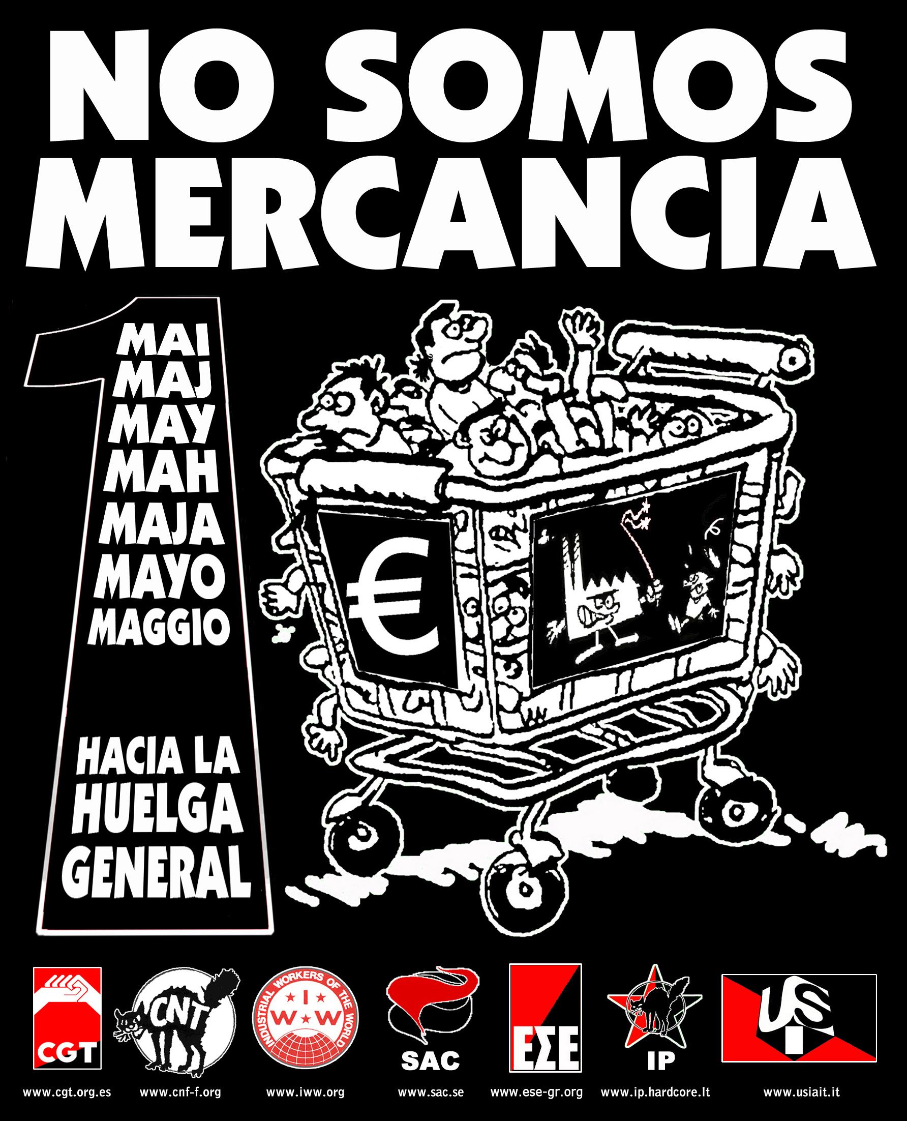 NO_SOMOS_MERCANCIA_1_DE_MAYO_CASTELLANO